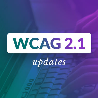 wcag 2.1 guidelines