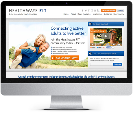 Healthways FIT Redesign